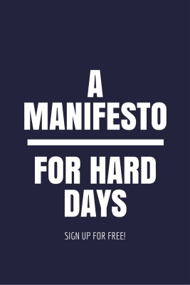 steve austin's free manifesto for hard days