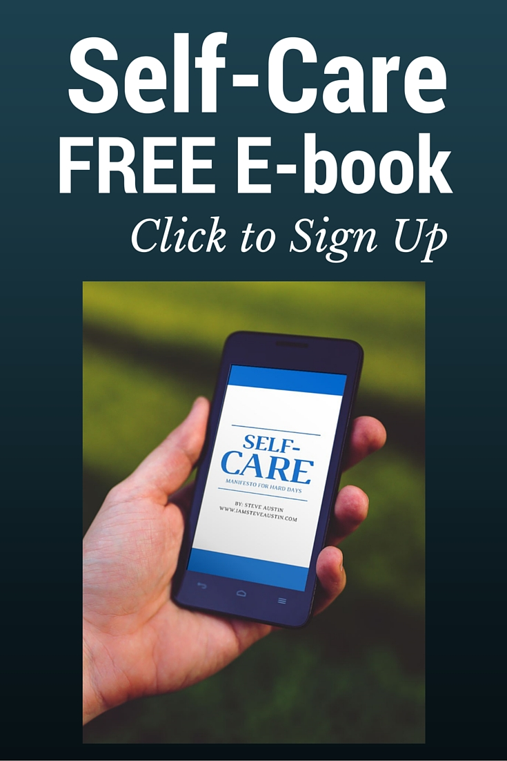 steve austin's free self-care e-book