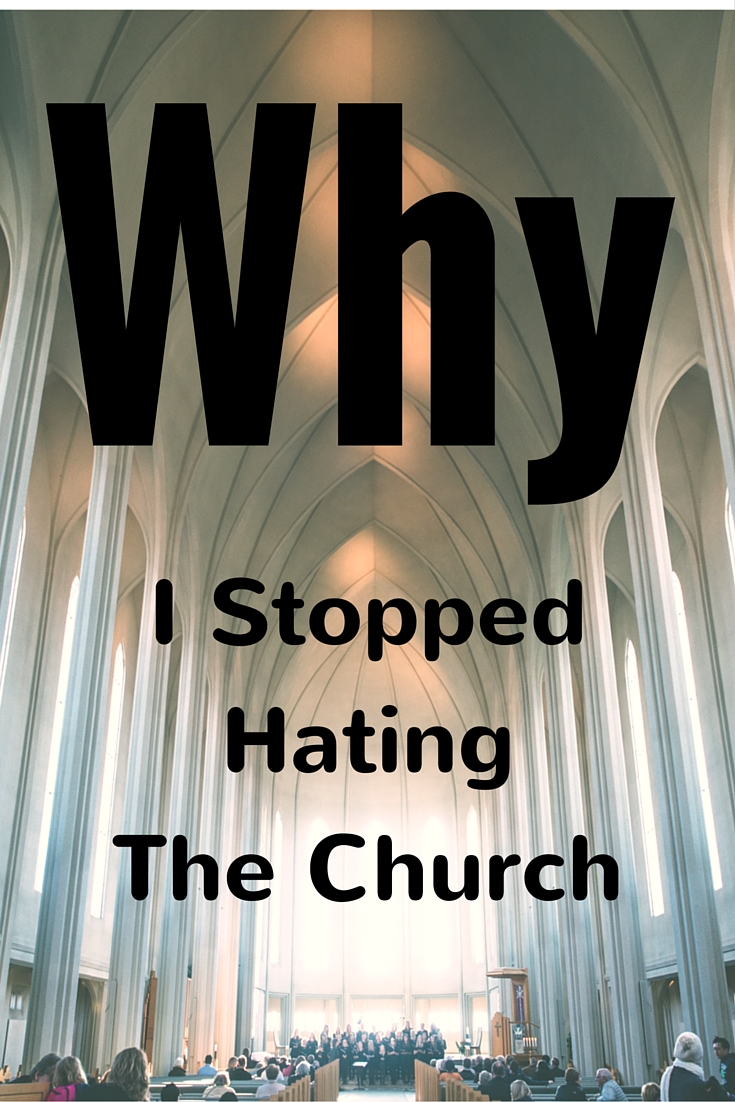 The Church is Far from Perfect. But What's Plan B?